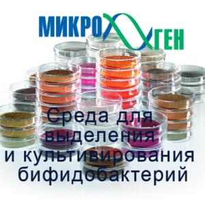 Среда для выделения и культивирования бифидобактерий
